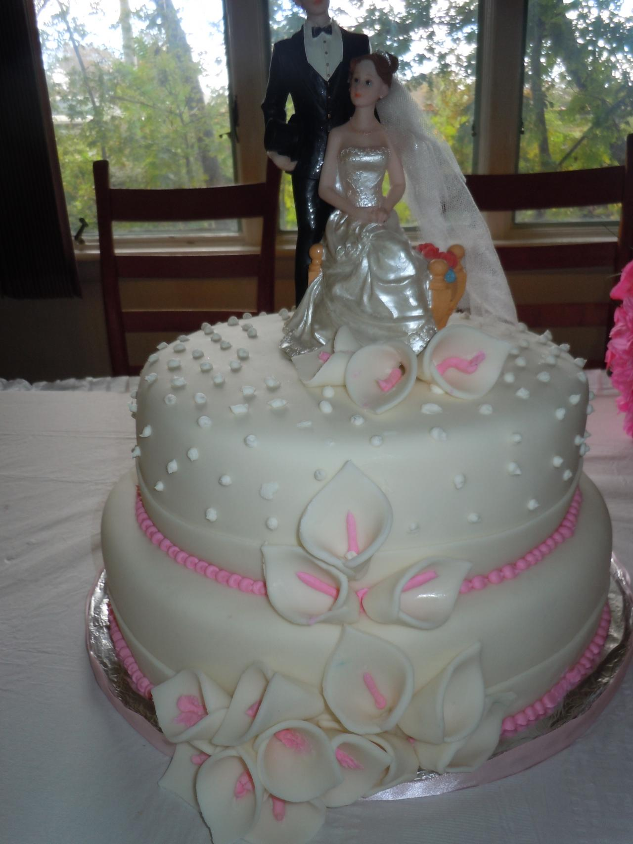 Wedding Cakes Gallery 1