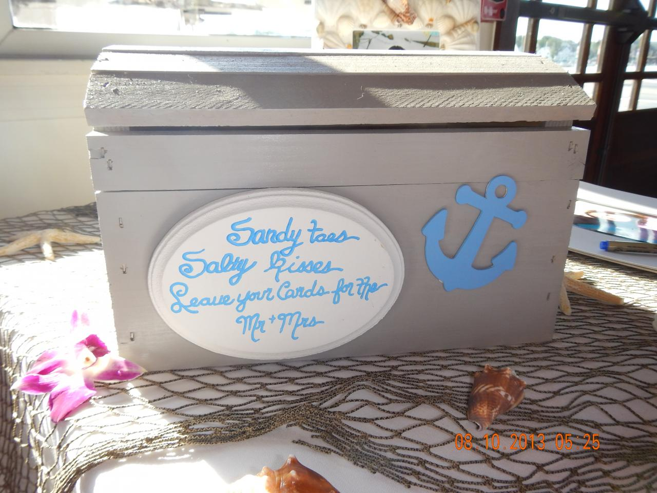 Wedding of Your Desire Wedding Ceremony Reception Ideas 7 – Wedding Boxes for Cards in Reception