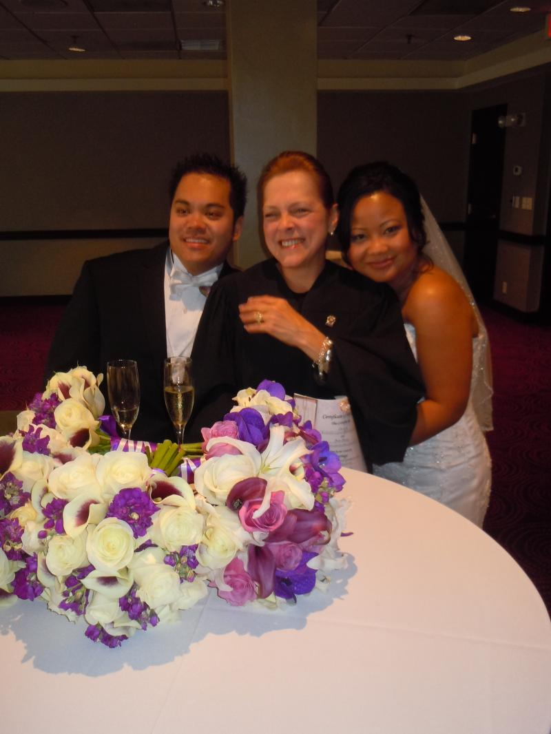 Wedding at the Hyatt Regency, Cambridge, MA